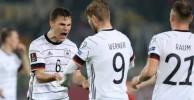 2022年世界杯德国队锁定世界杯资格